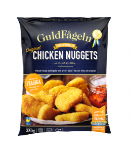 Chicken Nuggets Guldfågeln 350 G