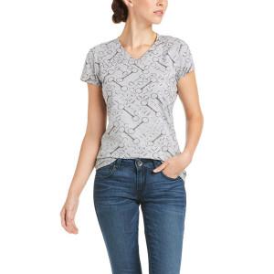 T-Shirt Snaffle Ariat