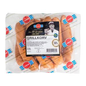 Grillkorv Tjock 900G Lindvalls