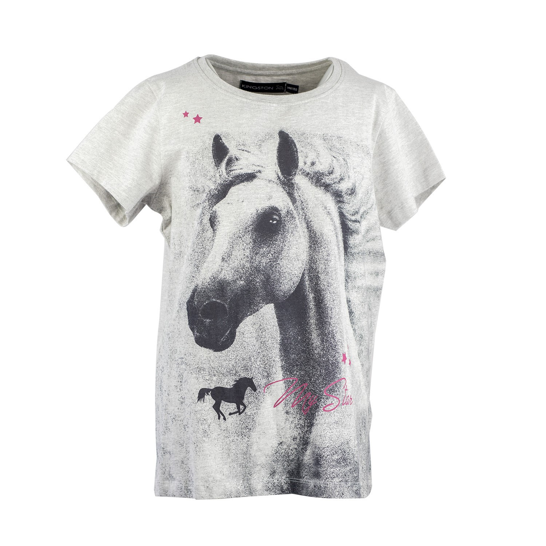 T-Shirt My Star Kingston Grå/98/104