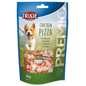 HUNDESLIK KYLLING PIZZA 100 GR