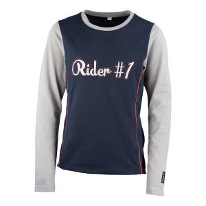 T-Shirt Rider # 1
