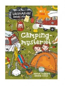 Lassemajas Detektivbyrå Campingmysteriet
