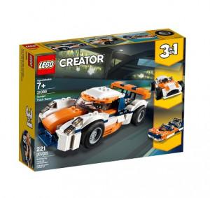 Creator Orange Racerbil