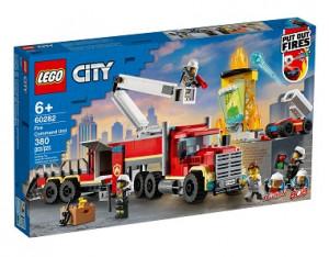 Lego City Brandkårsenhet