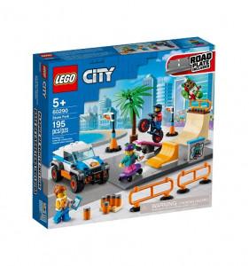 Lego City Skateboardpark
