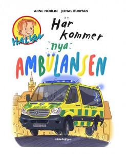 Halvan Här Kommer Nya Ambulansen