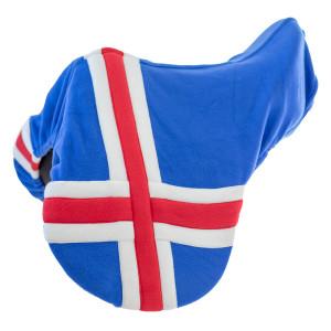 Sadelöverdrag Island Glera