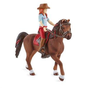 Schleich Horse Club Hanna&Cayenne