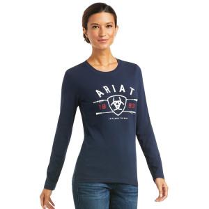 T-Shirt Int,L Logo Ariat