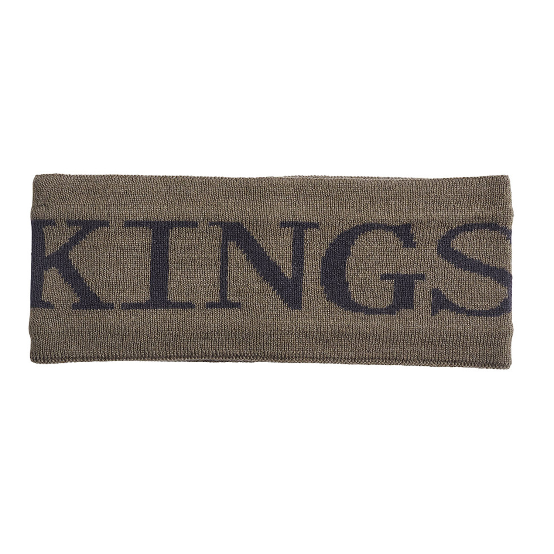 Pannband Klquinlyn Kingsland Grön/One Size