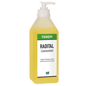 Radital Liniment Gel, 600Ml