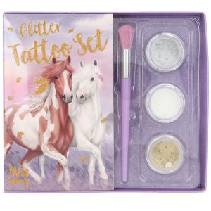 Glitter Tatto Set Miss Melody V21