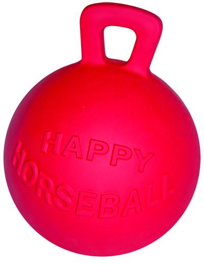 HAPPY HORSE BALL RÖD