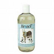 hexocil schampo häst