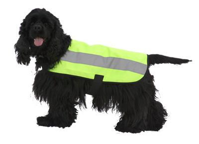 Reflexväst Hund S