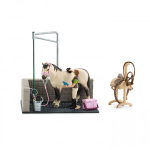 HORSE WASH AREA  SCHLEICH