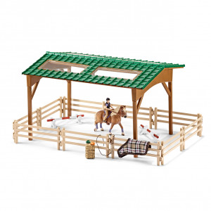 RIDING ARENA  SCHLEICH