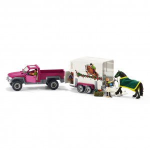 PICK UP +HÄSTTRANSPORT  SCHLEICH