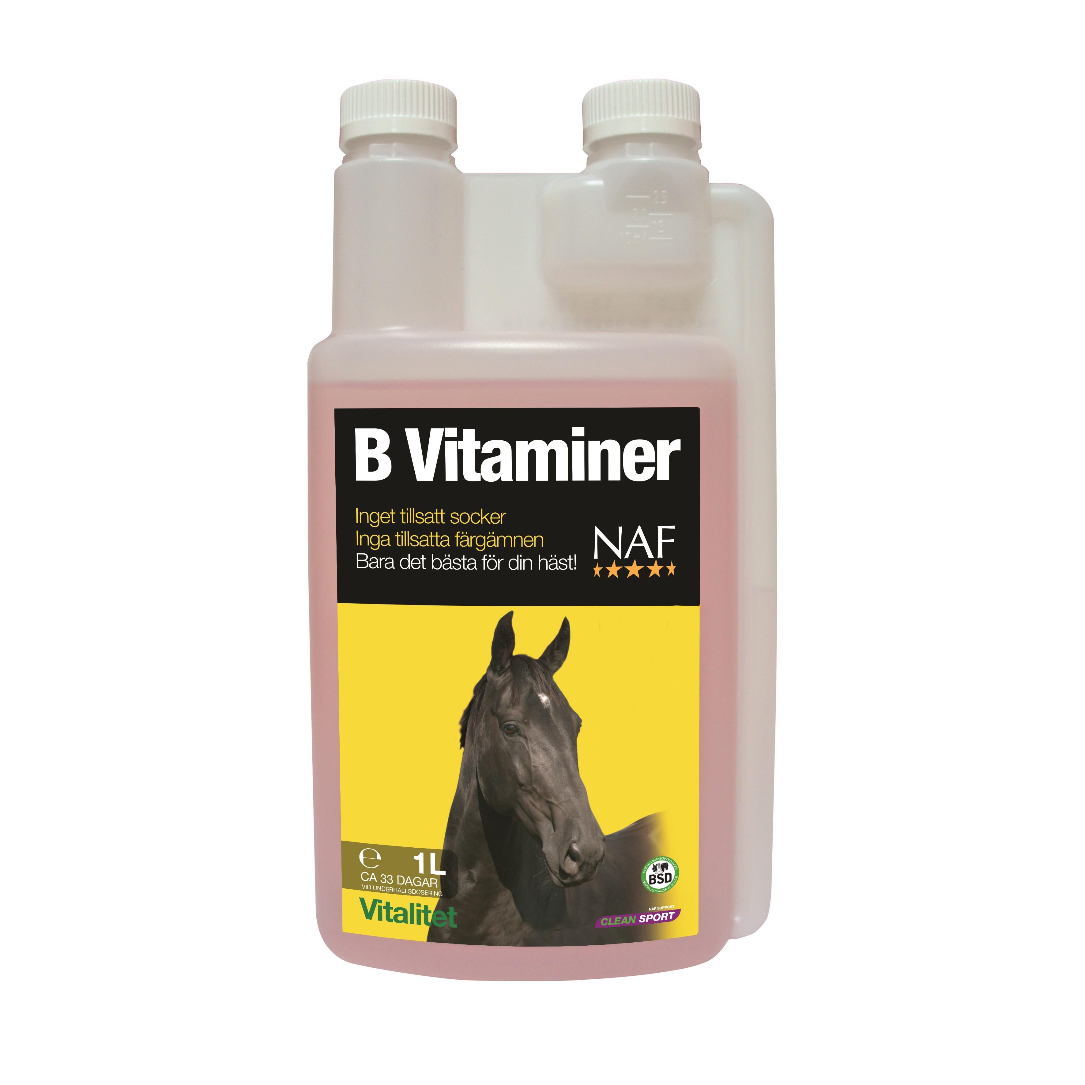 B-VITAMIN NAF 1 L
