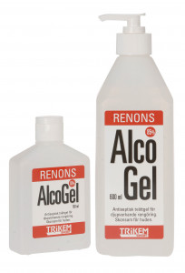 ALCO GEL 600 ML