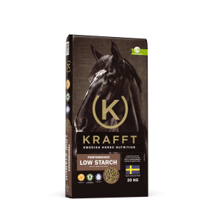 KRAFFT PERFORMANCE LOW STARCH 20KG