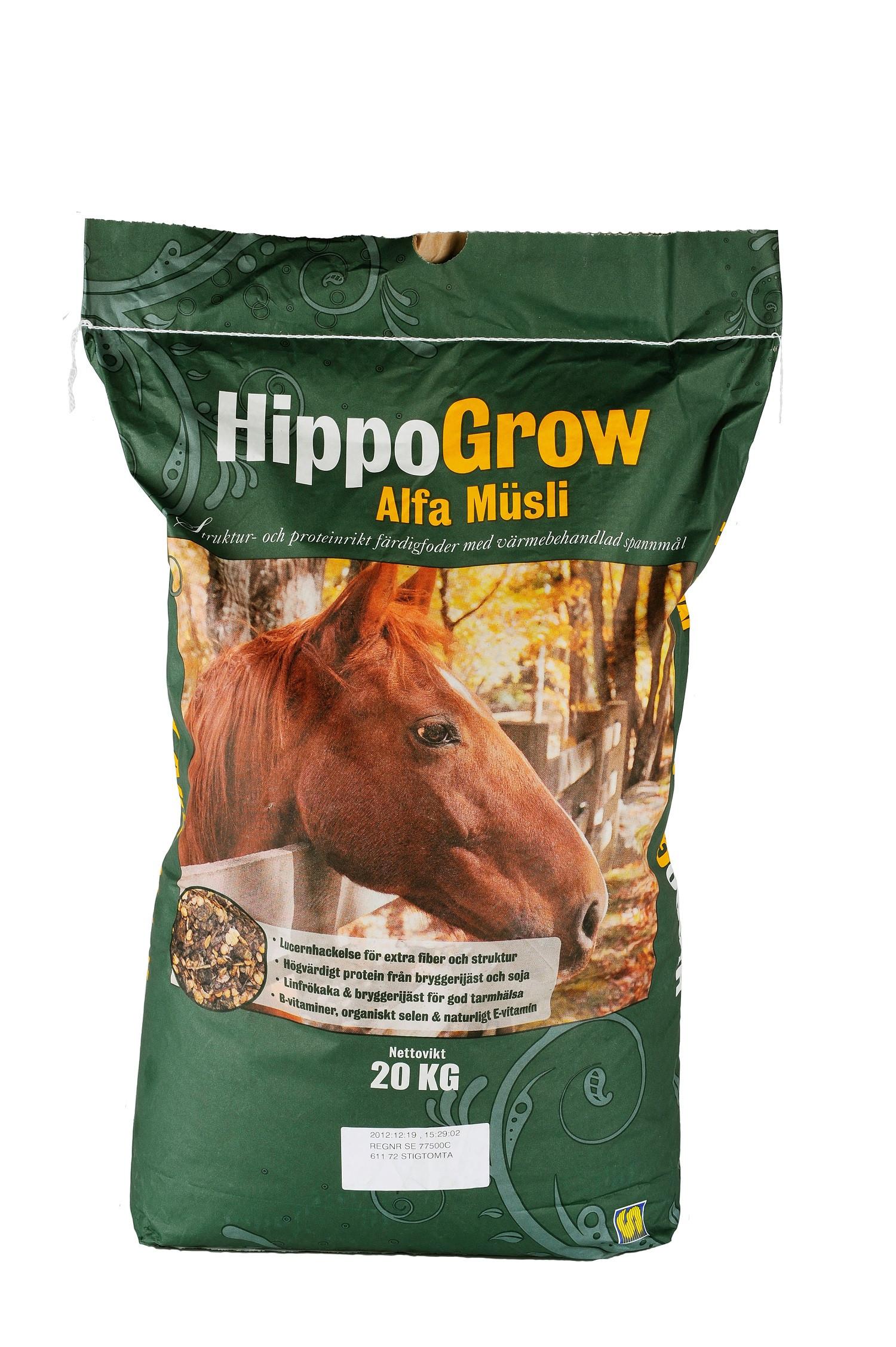 hippo grow alfa