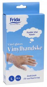VINYLHANDSKE M 50-PACK