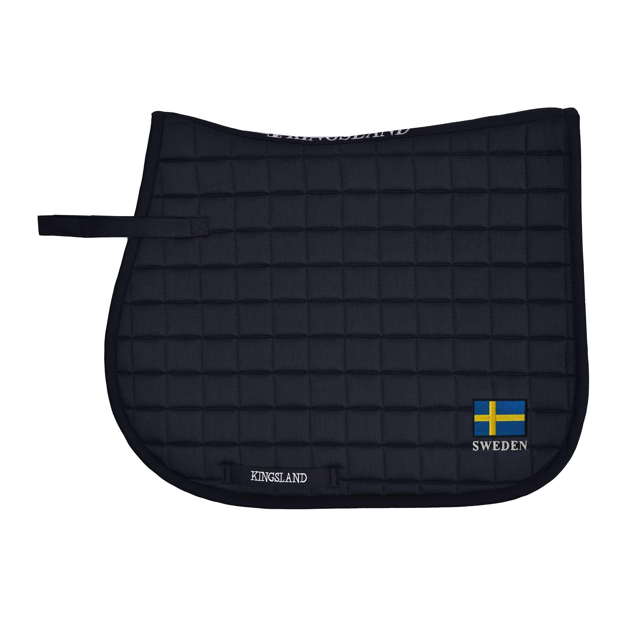SCHABRAK  FLAGG KINGSLAND MARINBLÅ/DRESSYR