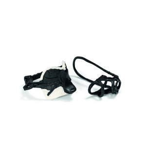 SHOWJUMPING SADDLE + BRIDLE SCHLEICH