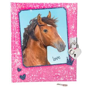 HORSES DREAMS DAGBOK ROSA