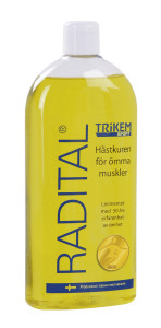 RADITAL LINIMENT FLYTANDE 500ml