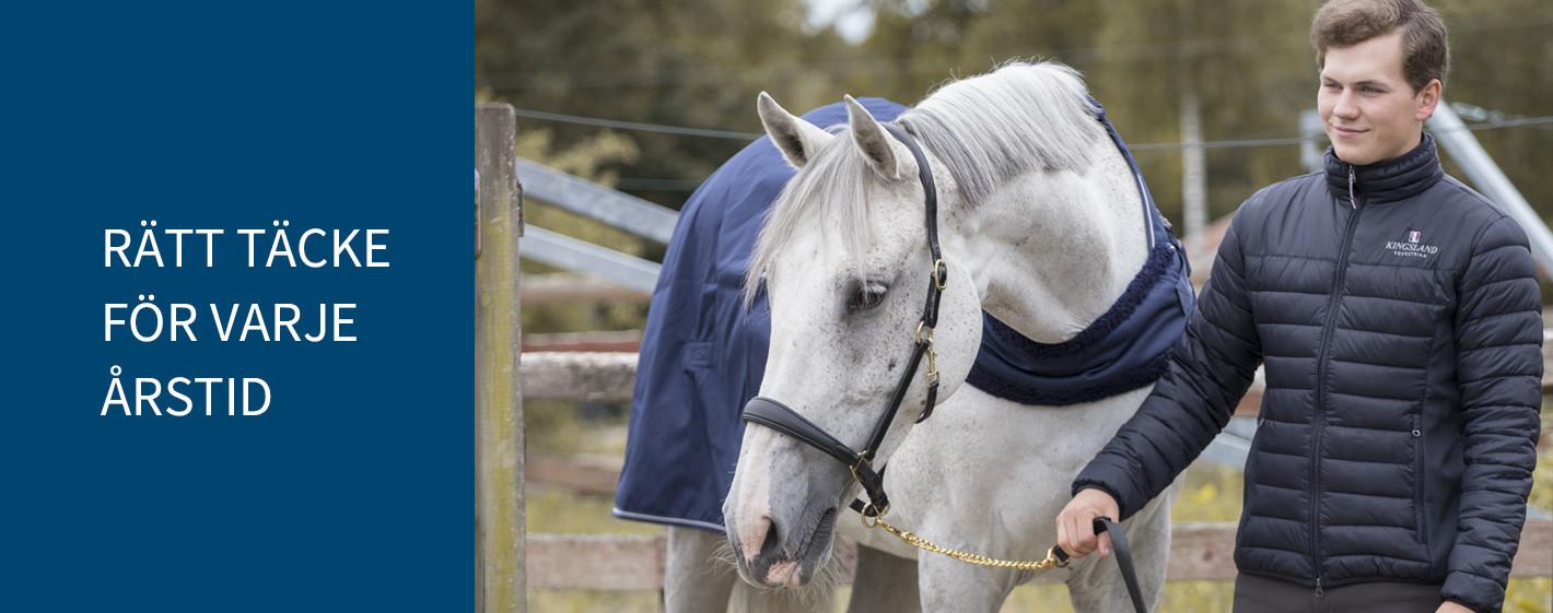 Välj rätt täcke för din häst