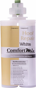 HOOF REPAIR WHITE COMFORT MIX