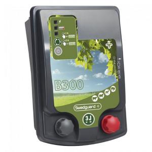 Aggregat Swedguard B300 Inkl Nätadapter