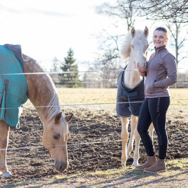 Tips mot leriga hästhagar