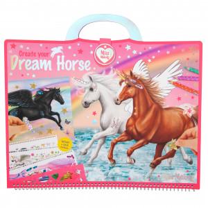 MÅLARBOK  DREAM HORSE-20