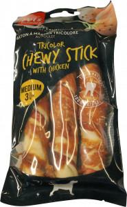 TRIO STICKS M KYCKLING/BACON 3-P
