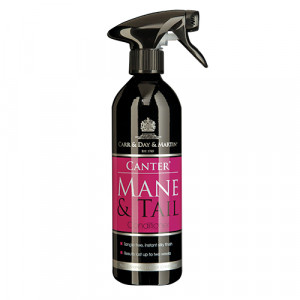CANTER MANE & TAIL ROSA 500 ML