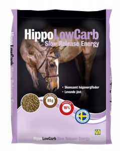 "HIPPO LOW CARB  SLOW RELEASE ""PRO ACTION""  15KG"