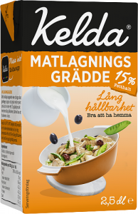 MATLAGNINGSGRÄDDE KELDA 2,5DL