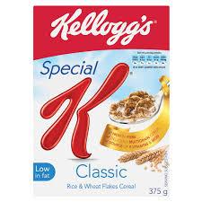 FLINGOR SPECIAL K CLASSSIC  KELLOGS 375G