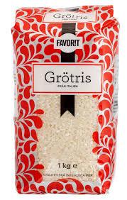 GRÖTRIS FAVORIT 1KG
