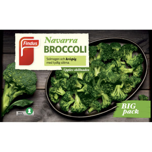 BROCCOLI  FINDUS 500G
