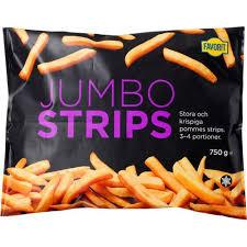Jumbo Strips 750G Favorit