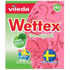 WETTEX CLASSIC 4-PACK 2 FÖR 30:-