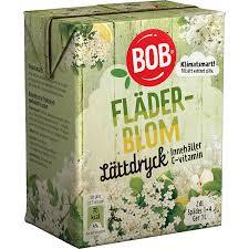 LÄTTDRYCK FLÄDERBLOM 2DL  BOB