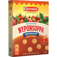 Nyponsoppa 5 L Ekströms 730 G