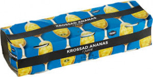 ANANAS KROSSAD 3-P FAVORIT 3*227 G