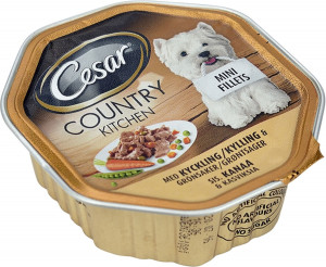 CESAR KYCKLING COUNTRY KITCHEN 150G
